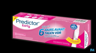 Predictor Early 6 Dagen 1