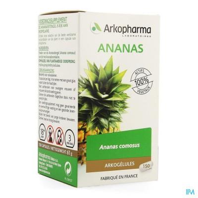 ARKOCAPS ANANAS PLANTAARDIG 150