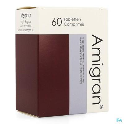 AMIGRAN COMP 60