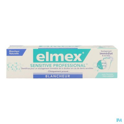 ELMEX SENSITIVE PROFESSIONAL GENTLE WHITENING 75ML