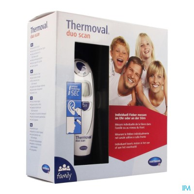 THERMOVAL DUO SCAN THERMOMETER 9250811