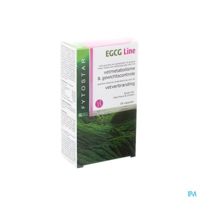 FYTOSTAR EXPERTISE EGCG LINE SLIMMING CAPS 60