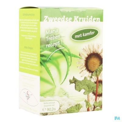 Zweedse Kruiden + Kamfer 90,2g Pharmafl