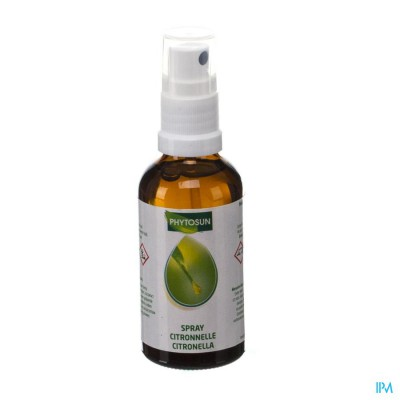 Phytosun Citronella Olie Spray 50ml