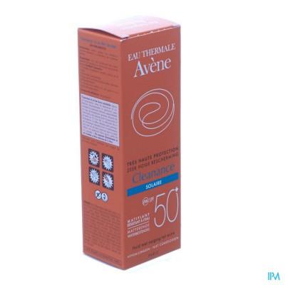 Avene Zon Cleanance Emuls Ip50+ 50ml